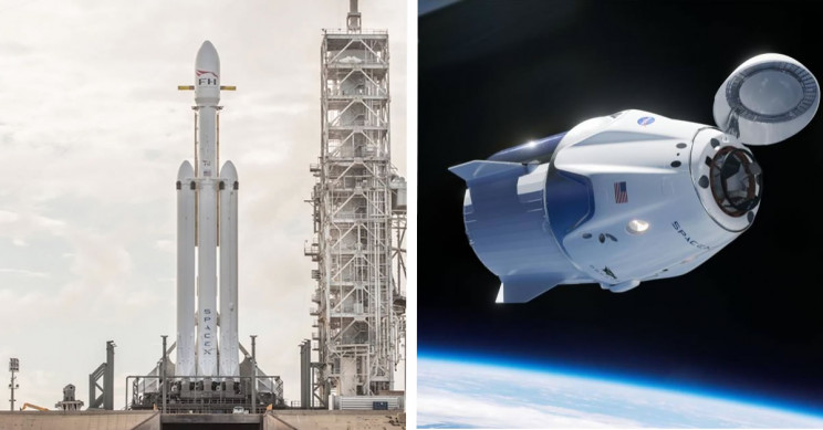 11 of SpaceX's Most Impressive Space Vehicles Throughout Its History