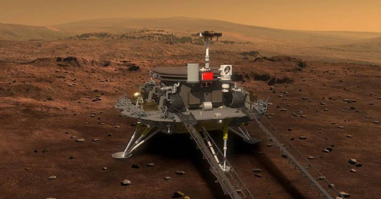 China's New Mars Mission Is Called 'Tianwen 1' Meaning 'Quest for Heavenly Truth'