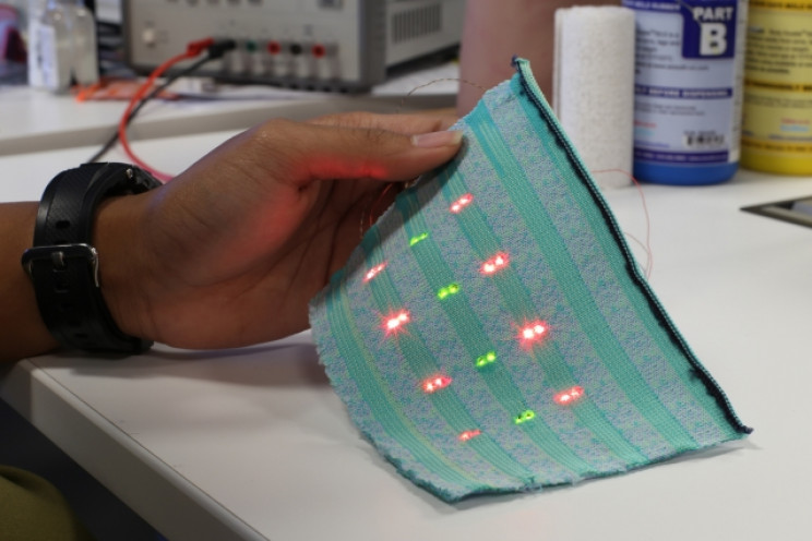 MIT Develops Wearable Sensors Sewn into Clothes That Monitor Vital Signs