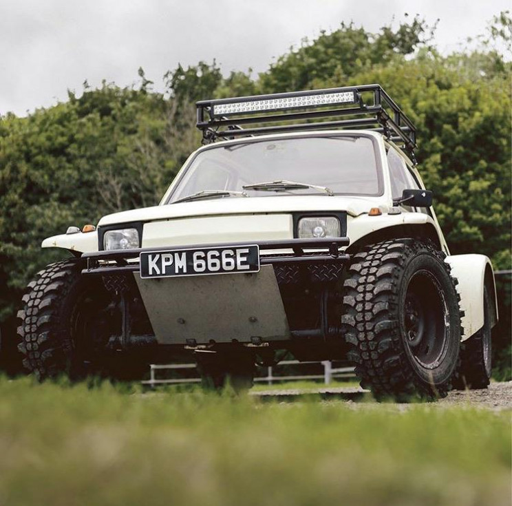 23 Vehicles Modded to Look Like Mad Max-Style Battle Cars
