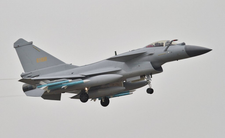 japanese F-X Chinese J-10