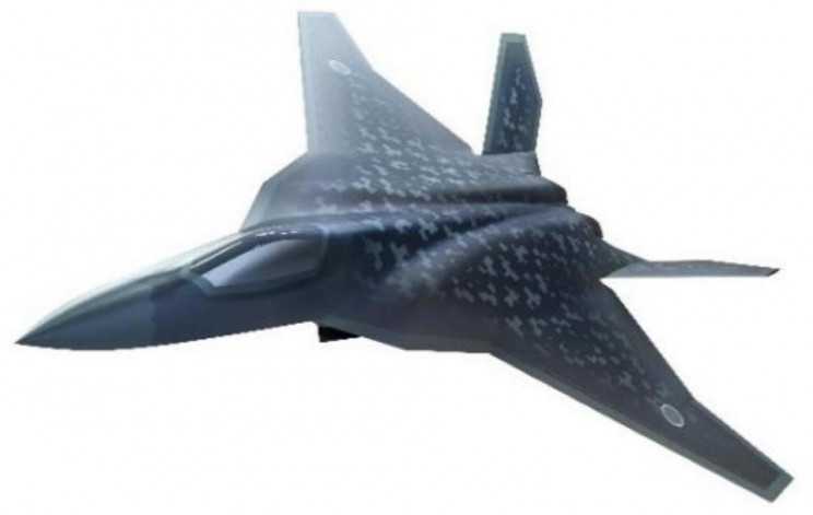 japanese f-x fighter concept art