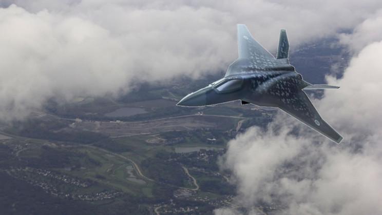 The Extraordinary Power of Japan's Sixth-Gen F-X Fighter Jet