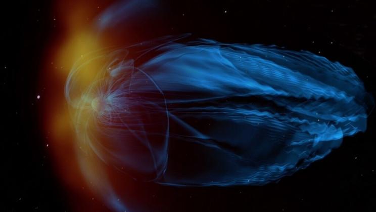 Sun Stellar Winds