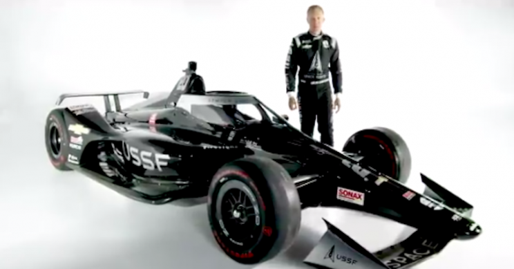 US Space Force Sponsors an Indy 500 Race Car This Year