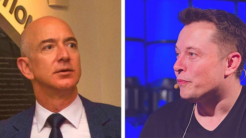 Amazon Just Won FCC Permission to Launch 3,236 Satellites, Confronts SpaceX