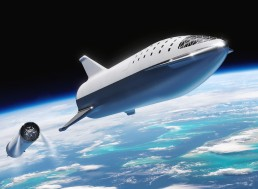 Elon Musk: Seat Reservations on SpaceX's Starship to Begin After Test Flight
