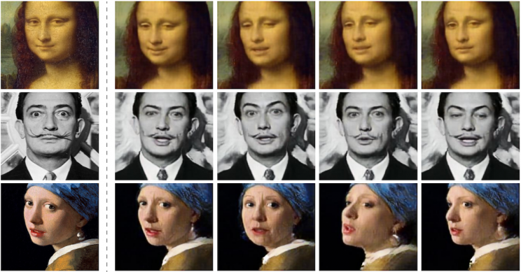 New Deepfake Software Only Needs One Image to Make You Sing