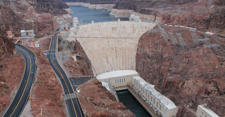 Take a Look at the Engineering Required to Build the Hoover Dam