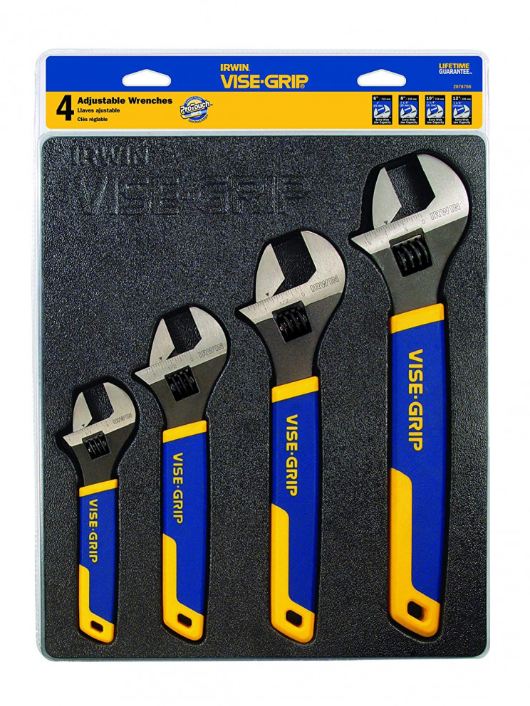 13 Best Adjustable Wrenches for Daily and Professional Tasks