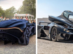 7 Real Cars That Happen to Look like the Batmobile