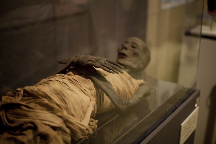 unusual ways to preserve bodies mummy