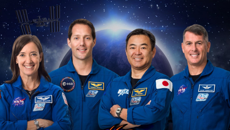 Meet the Four Astronauts Flying on SpaceX's Crew-2 Mission to the ISS