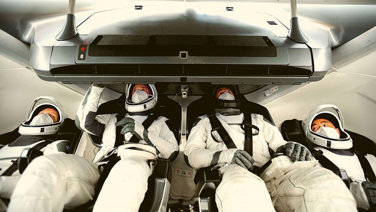 NASA Johnson Crew-2