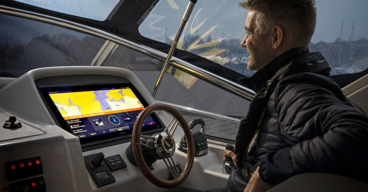 Volvo Penta Unveils Assisted Docking Boat System