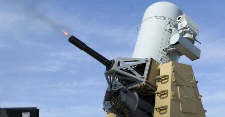 C-RAM: An Advanced Automated Point-Defense Gatling Gun