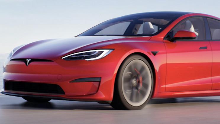 Elon Musk Unveils Tesla Model S Plaid Delivery Event Date