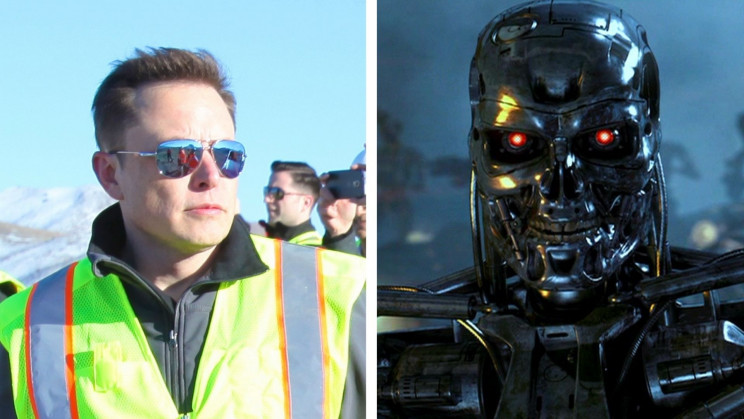 Inside Elon Musk's Battle to Save Humanity From the AI Apocalypse