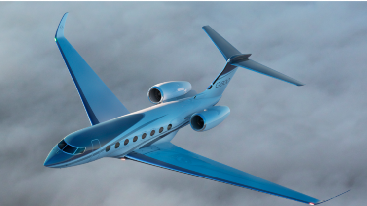 Two New Business Jets Can Achieve a Maximum Range of 8,000 Nautical Miles