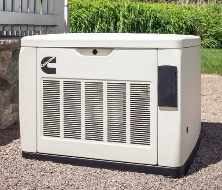 Cummins standby generator