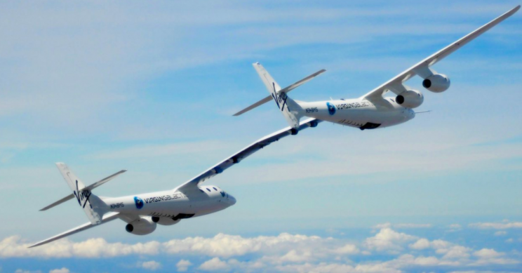 Virgin Galactic and NASA Team Up to Send Citizens to ISS