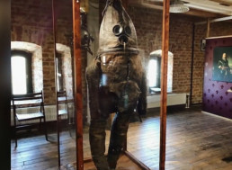 The World's Oldest Known Diving Suit, the Old Gentleman