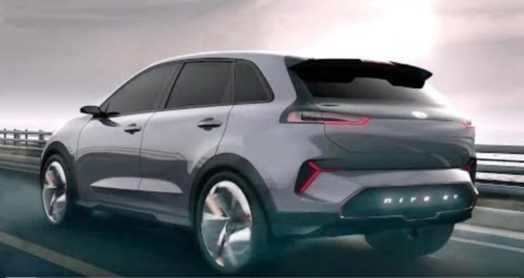 2019 Kia Niro EV (e-Niro)