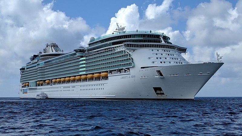 Top 10 of the Largest Cruise Ships in the World