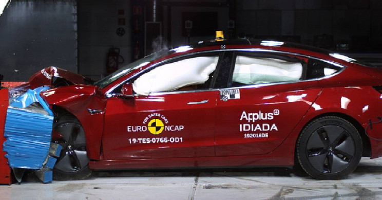 Australia's Safety Agency Gives a Perfect 5-Star Rating to Tesla Model 3
