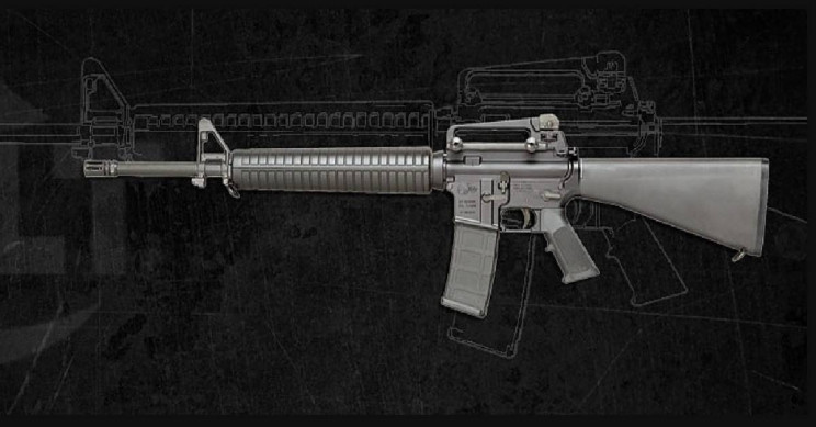 Colt stops making AR-15, military-style rifles for civilians