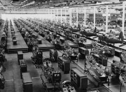 The History of Interchangeable Parts in the Industrial Revolution