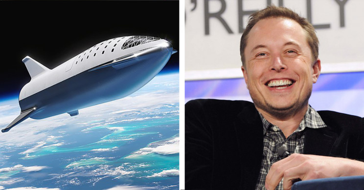 Elon Musk Invites All People to Work on the Starship Design