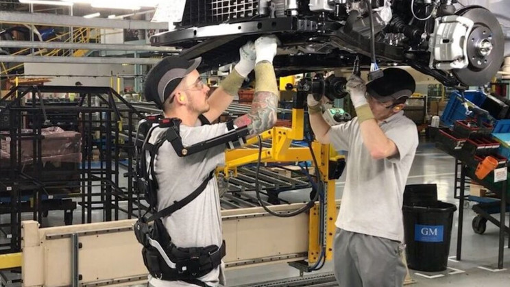 'Wearable Robot' Exoskeletons Could Reduce Factory Injuries