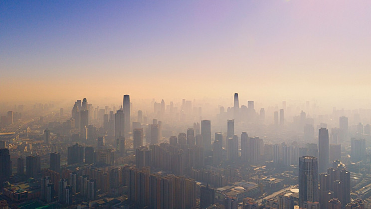 China's CO2 Emissions Surpass All Developed Nations Combined
