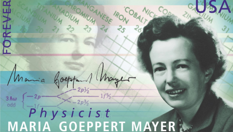 Meet Maria Goeppert-Mayer, the Woman With a Nobel Prize in Physics