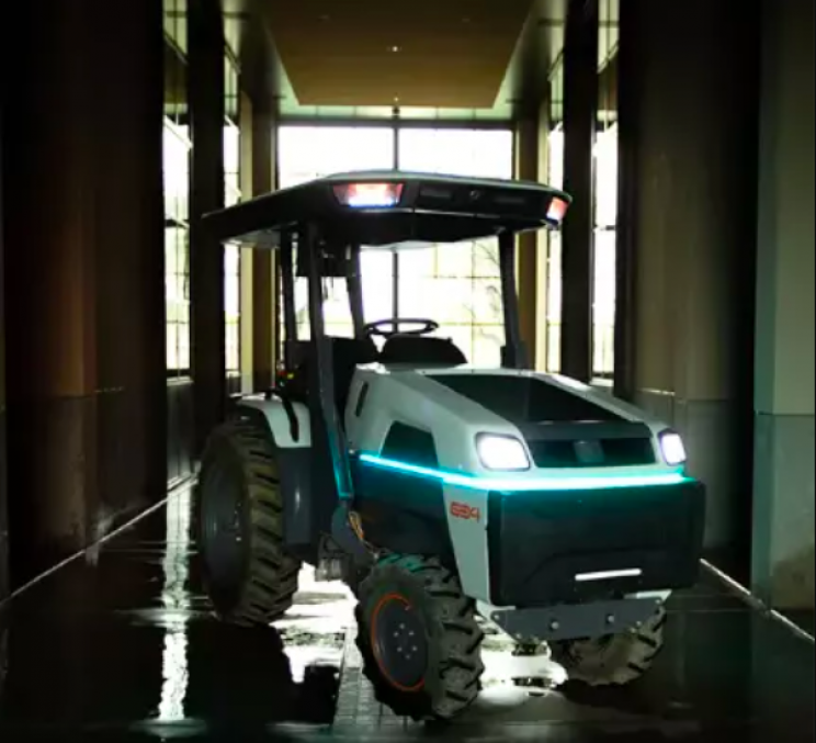 World's First Fully Electric Tractor Could Outclass All Rivals