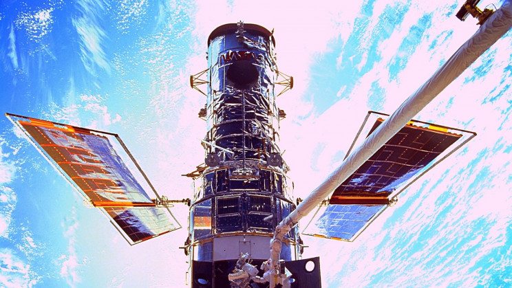 Hubble Just Shut Down and Is Fighting for Its Survival