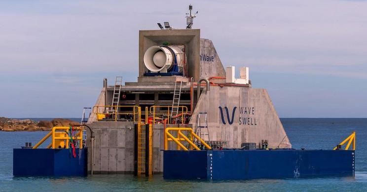 'Blowhole' Generator Test to Power Remote Tasmanian Island