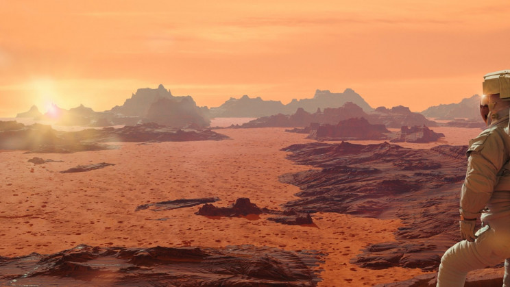 NASA Study Shows How Microbes Can Survive on Mars