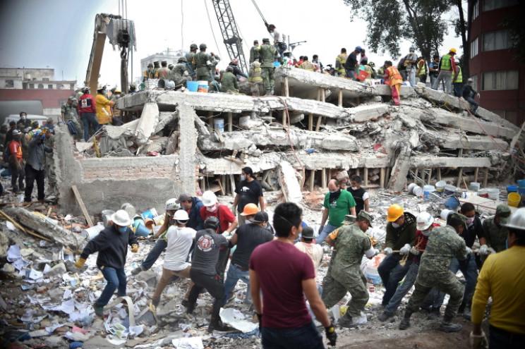 2017 Mexican earthquake