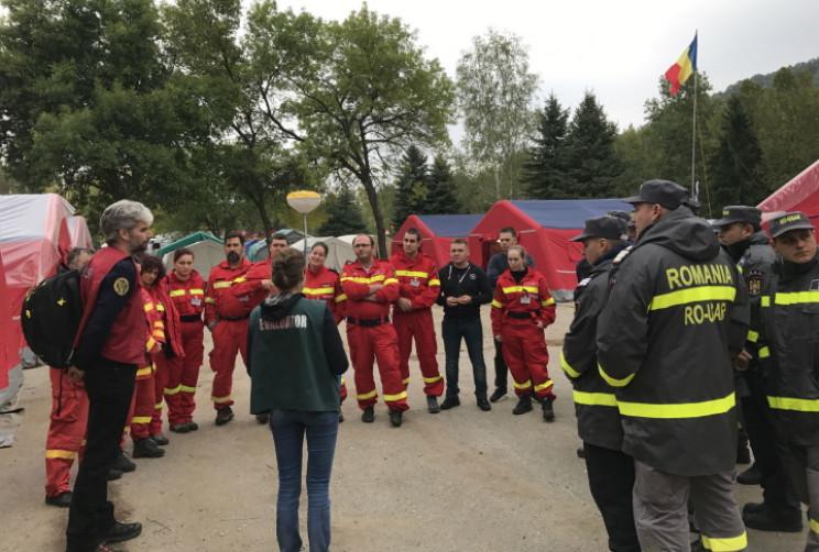 NATO disaster response training exercises
