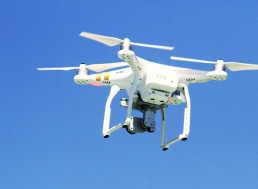 A New Method in Brazil Uses Drones as Crime Scene Investigators