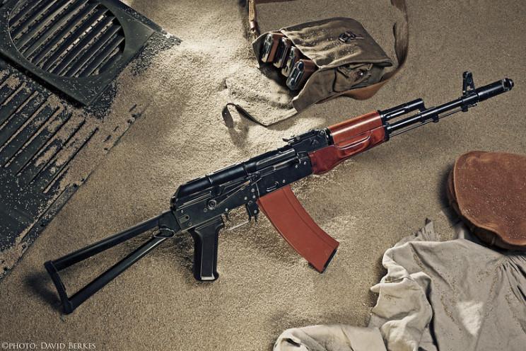 Best Military Rifles AK-74