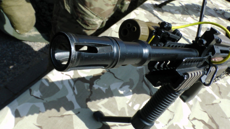 Best Military Rifles SA80