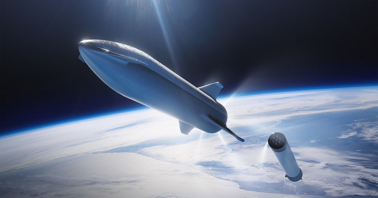 SpaceX's Mars-Bound Starship Is Preparing for 2021 Maiden Voyage