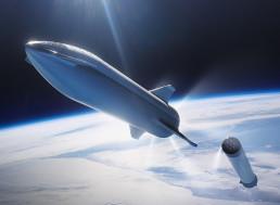 SpaceX's Mars-Bound Starship Is Preparing for 2021 Maiden Voyage