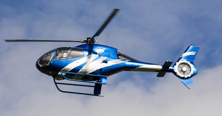 Uber to Begin Offering Helicopter Rides in NYC in July