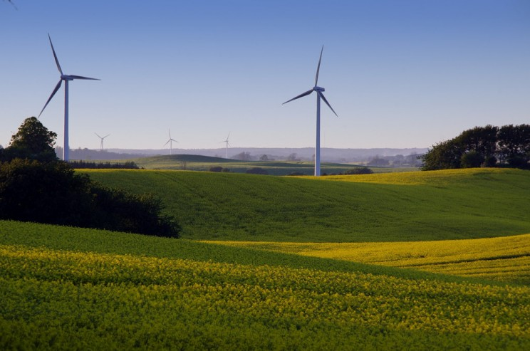 Green power to reduce emissions