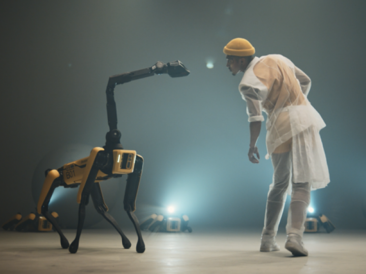Boston Dynamics's Spot Now Available in Europe and Canada