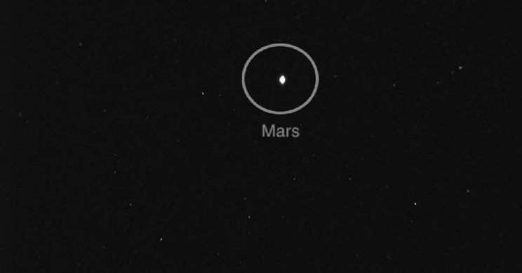 UAE's Hope Probe Finally Spotted Mars En Route to the Red Planet